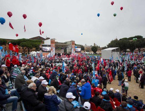 Sindacati pensionati verso mobilitazione nazionale in autunno