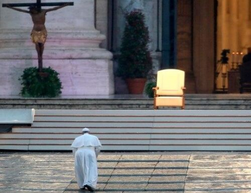 Il Papa: non possiamo continuare a fabbricare armi invece di salvare vite.