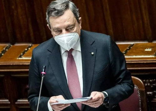 """Recovery, la replica di Draghi: """"Il contributo del Parlamento è solo all'inizio"""". Sì alla proroga del Superbonus, """"ma andrà semplificato"""""""