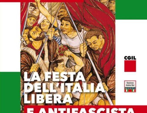 25 aprile: la Cgil aderisce all'iniziativa Anpi 'Strade di Liberazione'