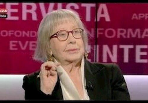 Natalia Aspesi: Il presente ha sempre ragione.