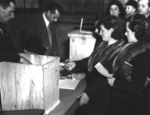1946-2021: 75 anni di voto, 75 anni di democrazia.