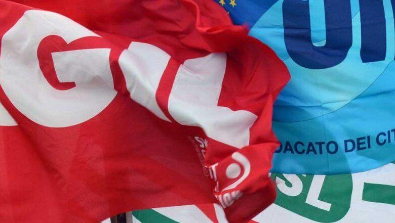 Lavoro: Cgil, Cisl e Uil, il 26 giugno manifestazioni nazionali a Torino, Firenze e Bari.